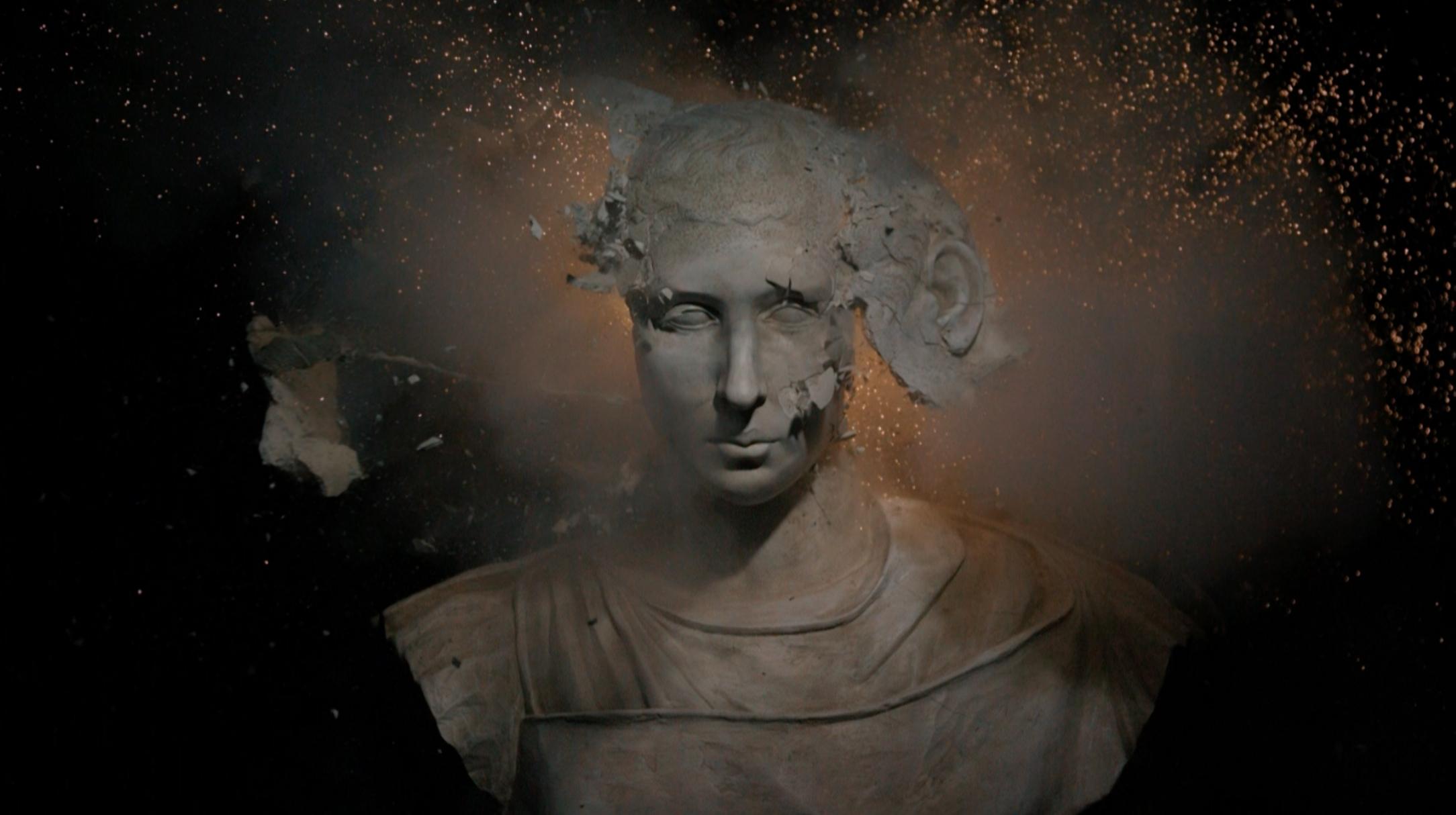 Matteo Mezzadri, La Materia oscura,ARTEOLOGIA -Fg-Comunicazione