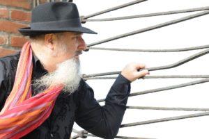 Michele Gazich a San Servolo, ottobre 2017 -Giornate della cultura ebraica_FG_Comunicazione