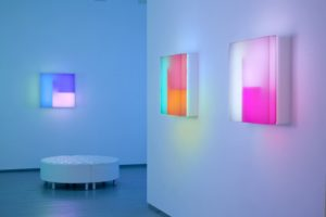 installation Light Music 2016, Tundra- Brian Eno_Ambient_Paintings_Fg_Comunicazione
