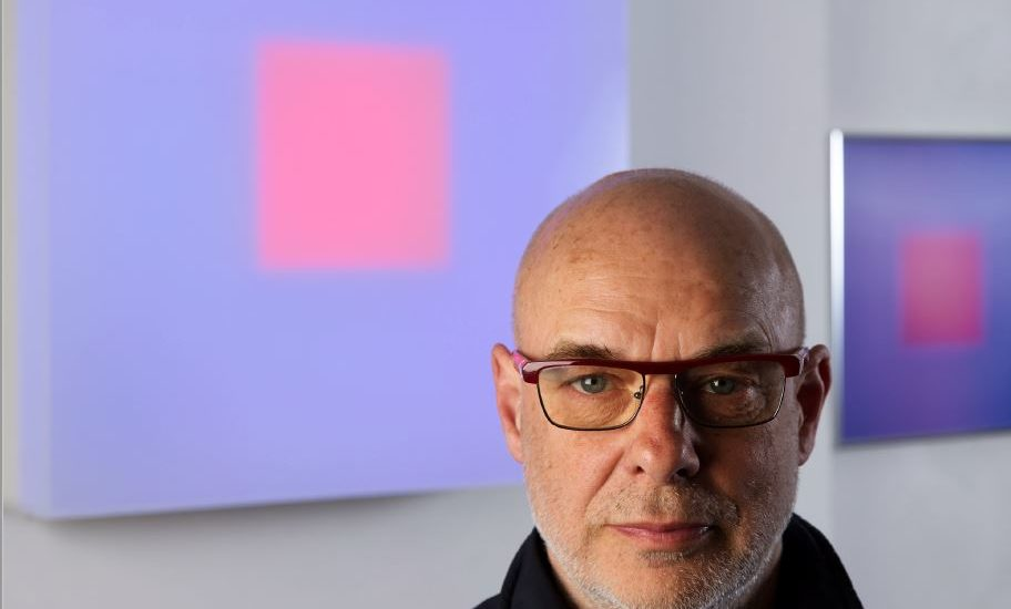 Brian Eno -Ambient Paintings- FG_Comunicazione