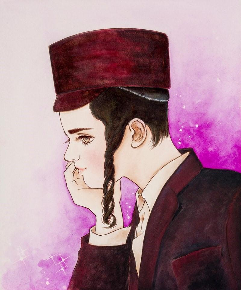 Talmud Torah_Jewish_Manga_Art_Thomas_Lay