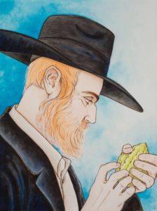 etrog_Jewish_Manga_Art_Thomas_Lay_FG_Comunicazione