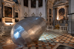 Te Veo Me Veo- Lidia Leon - Chiesa delle Zitelle, Venezia
